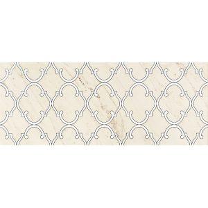 Larda white inserto 74,8×29,8