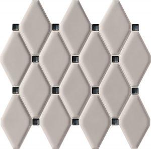 Abisso grey mozaika 298×270