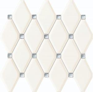 Abisso white mozaika 298×270