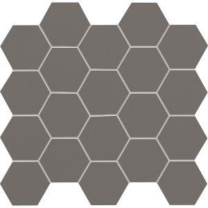 Tubądzin All in white grey Mozaika