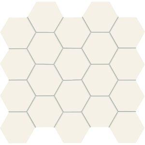 Tubądzin All in white white Mozaika