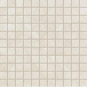 Tubądzin Obsydian white Mozaika