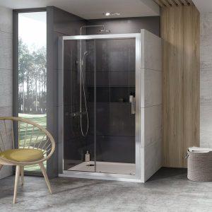 RAVAK Drzwi prysznicowe 10° 10DP2