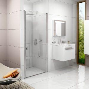 RAVAK Drzwi prysznicowe Chrome CSD1
