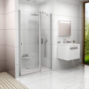 RAVAK Drzwi prysznicowe Chrome CSD2