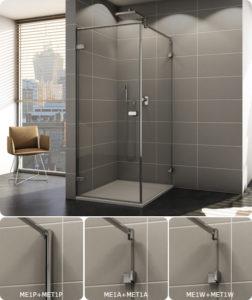 Kabina prysznicowa – ME1+MET1