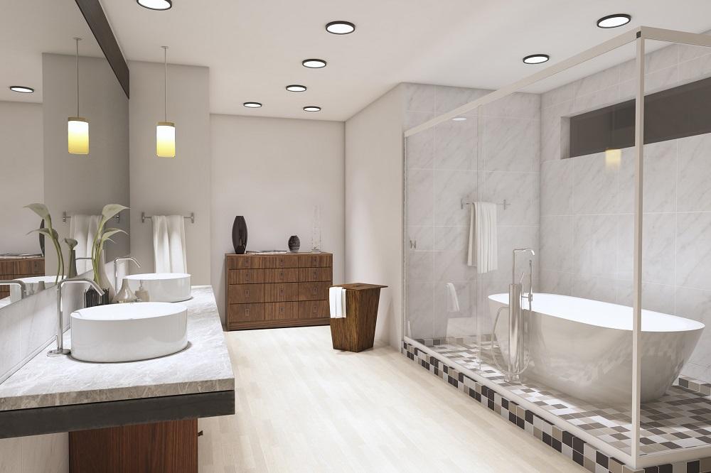 ekskluzywna łazienka